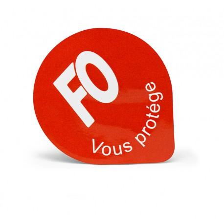 PRÉSERVATIF « FO VOUS PROTÈGE… »