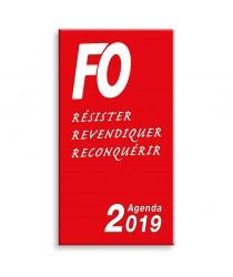AGENDA POCHE 2019