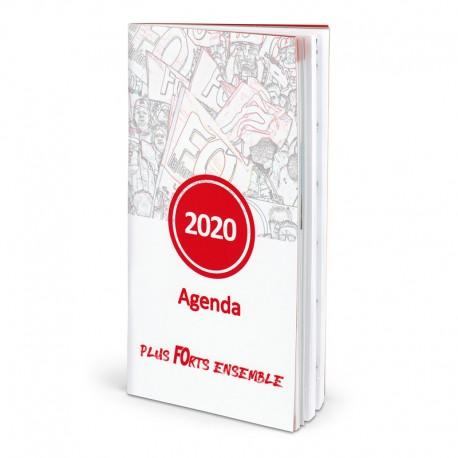 AGENDA POCHE 2020