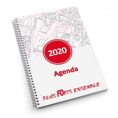 AGENDA SEMAINIER 2020