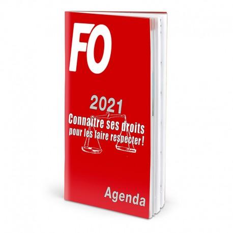 AGENDA POCHE 2021