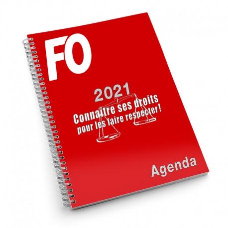 AGENDA SEMAINIER 2021